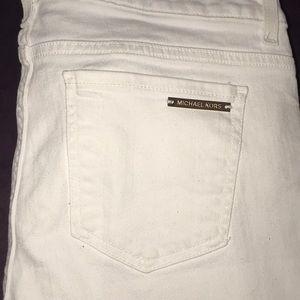 New Women's White Michael Kors Jeans Size 10